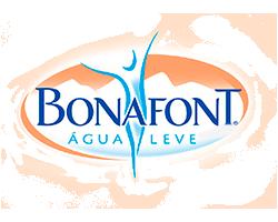 Logo Água Mineral Bonafont