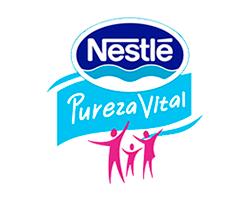 Logo Água Mineral Nestle