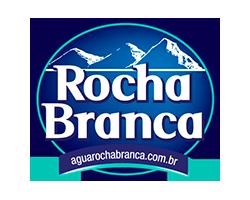 Logo Água Mineral Rocha Branca